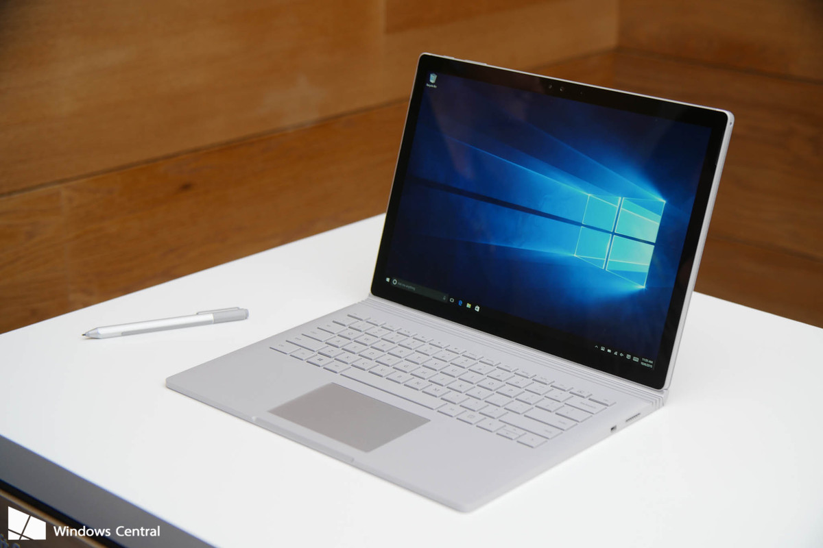 Microsoft Surface Book and PC Protection